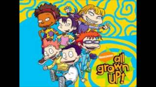 Rugrats - All Grown Up Theme song