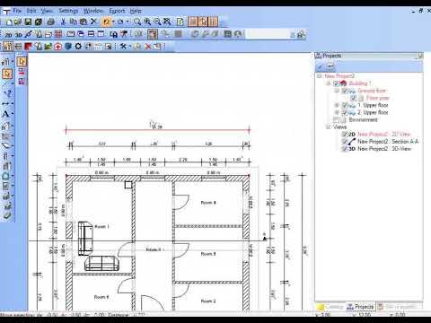 How To Use Ashampoo Home Designer Pro 4