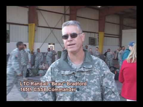 Louisiana National Guard unit returns home during holidays