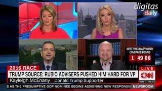 Trump Debate: Ben Howe vs. Kayleigh McEnany on CNN