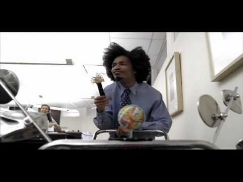 "officemax ""rubberband man"" - YouTube"