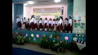 Lomba Paduan Suara  Tingkat Sekolah  Dasar  Kota Pekanbaru