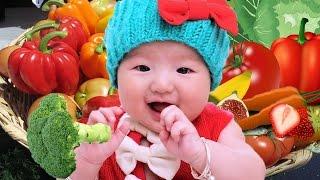 Willst du deine Kinder/baby auch Vegan ernähren?Das solltest du studienbasiert wissen
