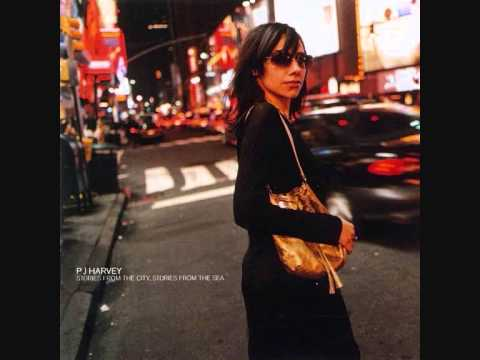Pj Harvey  Kamikaze stories from