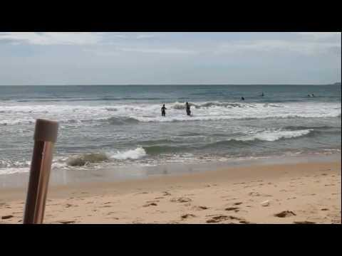 PLAYA DE SURF EN ITAPEMA Travel Video