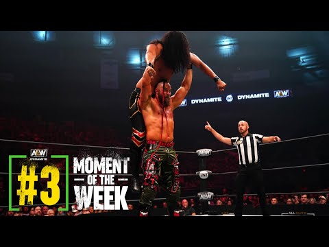 Was Lance Archer Able to Make His First IWGP US Title Defense? | AEW Dynamite FFTF, 7/28/21