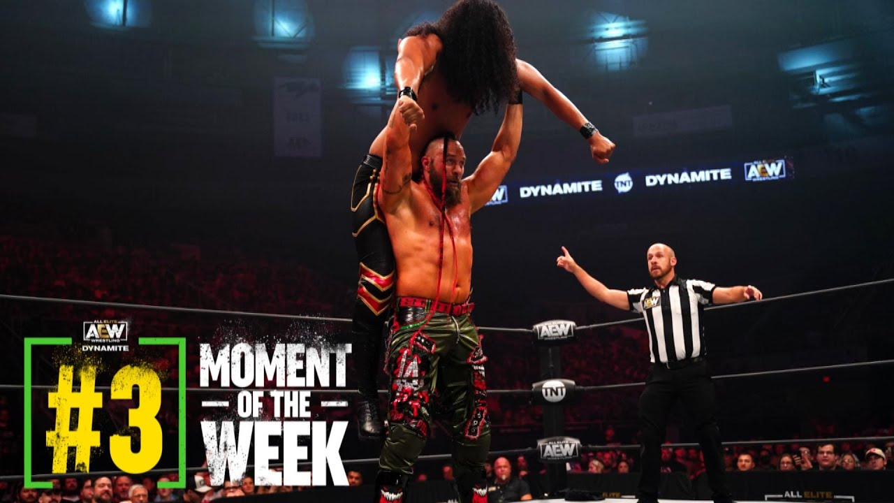 Was Lance Archer Able to Make His First IWGP US Title Defense?   AEW Dynamite FFTF, 7/28/21