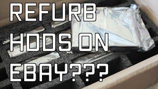 Buying Refurb HDDs on Ebay?