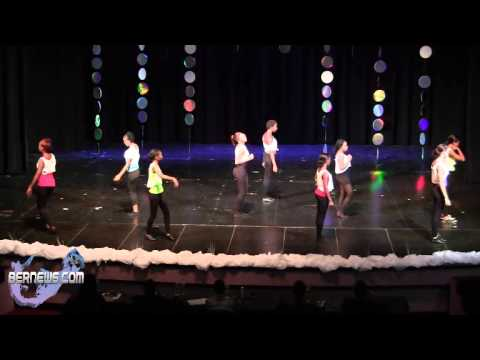 #2 Dance Class Routine At Mr & Miss CBA, Oct 20 2012