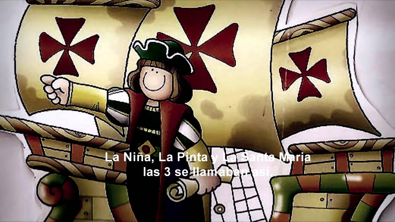 Día De La Hispanidad Material Para Educación Infantil Ella Hoy