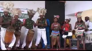 Vimbuza Spirit Dance Performed By Amaombe