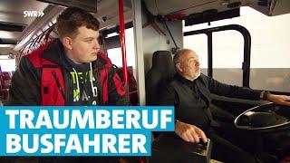 Ausbildung zum Busfahrer ohne Abschluss | SWR | Landesschau Rheinland-Pfalz