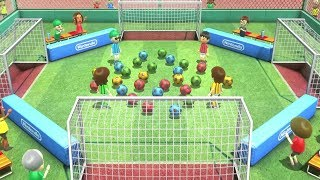 Wii Party U - All Sports Minigames