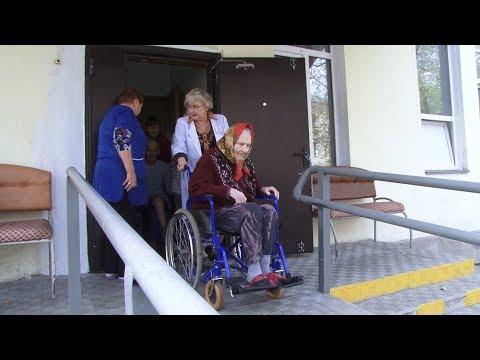 В Старокамышинске эвакуировали инвалидов