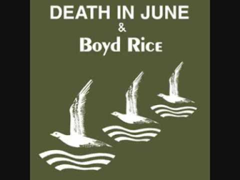 Death In June & Boyd Rice - Alarm Agents - Storm on the Sea (Out Beyond Land) mp3