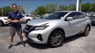 Is the NEW 2021 Nissan Murano Special Edition a good SUV to BUY or WAIT?