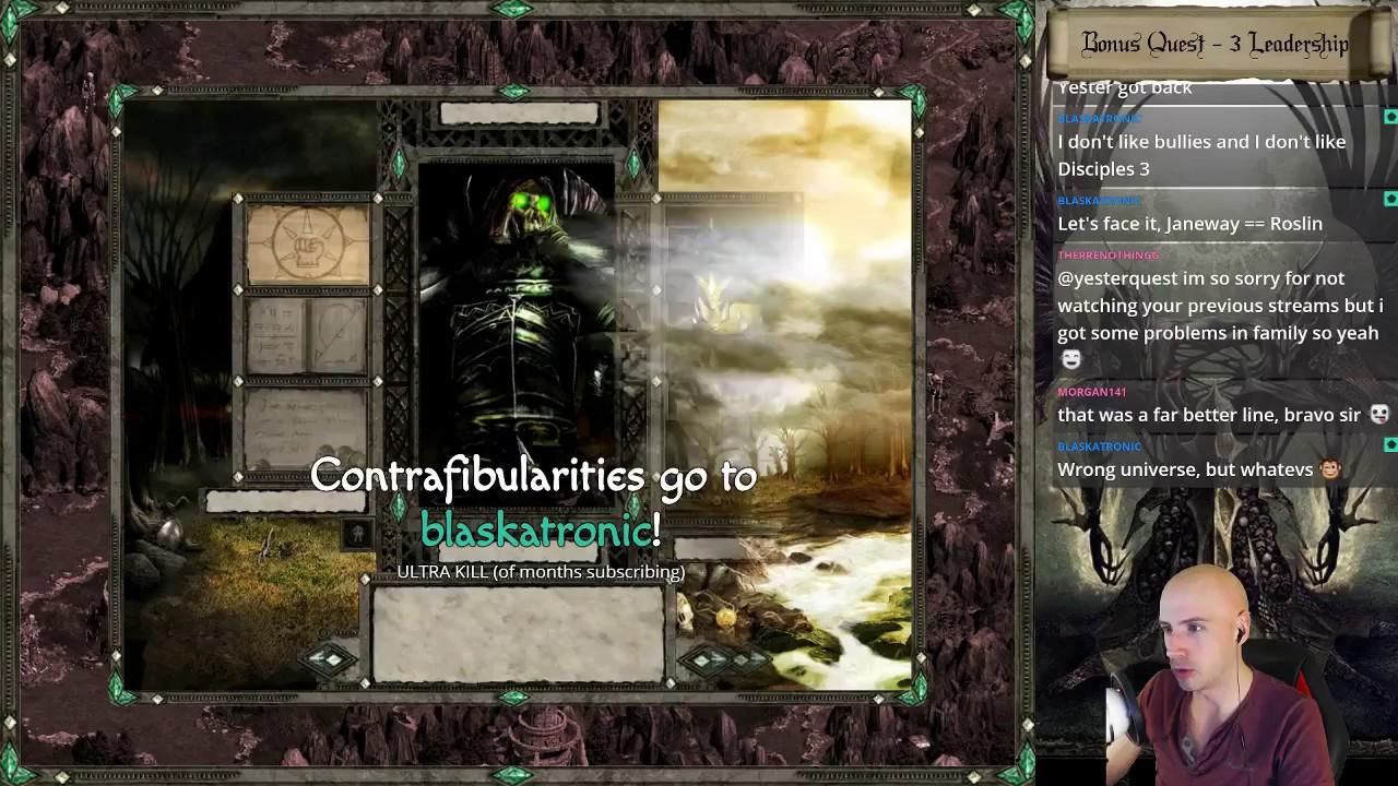 Download Disciples 2: Servants of the Dark   Rod Planter Challenge   Undead   Part 1