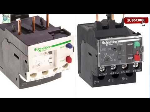 THERMAL OVERLOAD RELAY Tamil