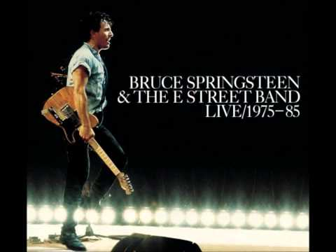 Bruce Springsteen - The River (live/1975-85) -full length-