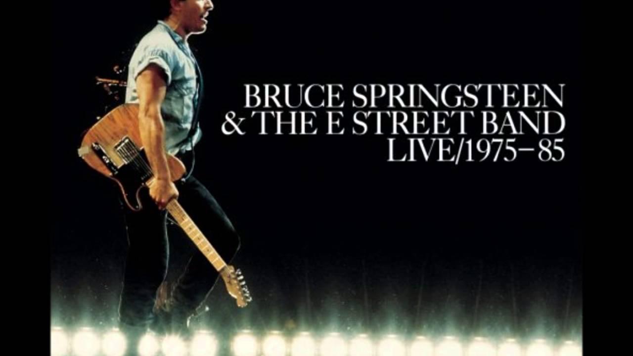 Bruce Springsteen - The River (live/1975-85) -full length ...  Bruce Springste...