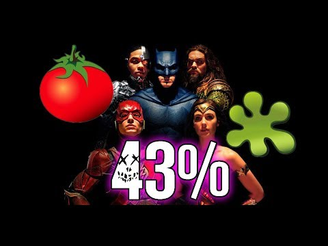 43%..... (JUSTICE LEAGUE's ROTTEN TOMATOES SCORE)(Thoughts and Advice....)