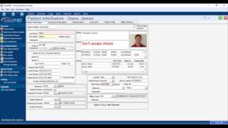 This video gives a complete demonstration of the billing portion totalmd software. -------------------------------------------------------------------...