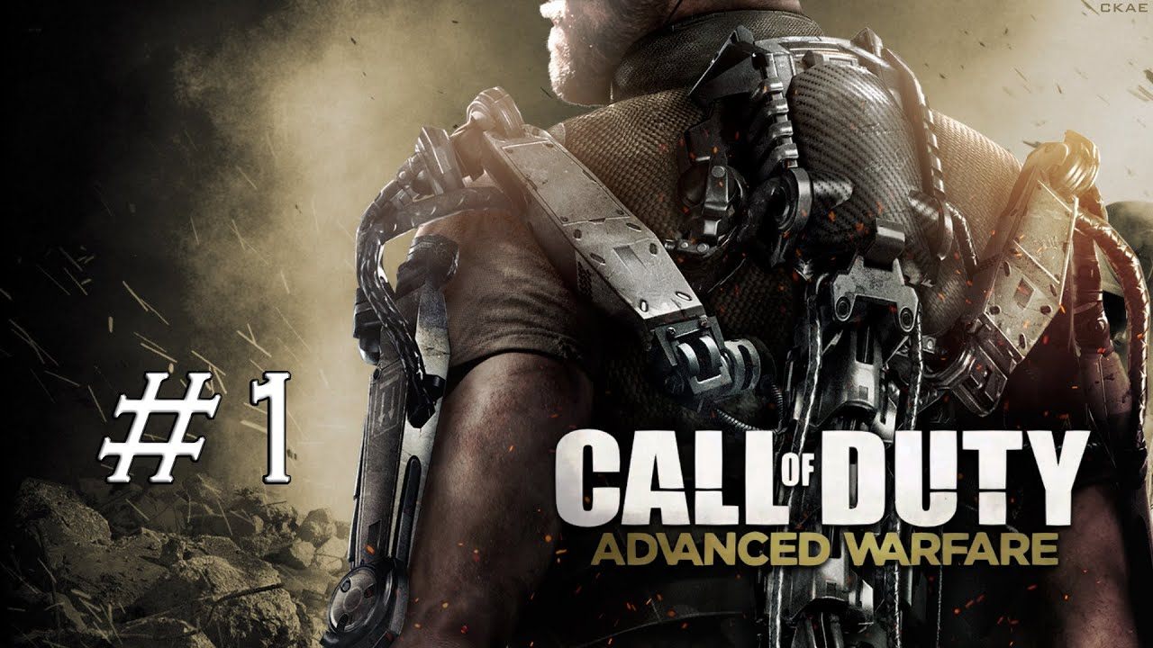 Cùng chơi Call of Duty Advanced Warfare Part 1 (PS4) │Cái Tay