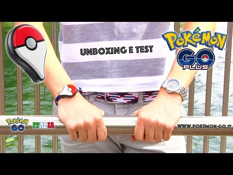sports shoes 7a0a7 2d2d7 Pokemon GO Plus Unboxing e Come funziona - Gameplay ITA ...