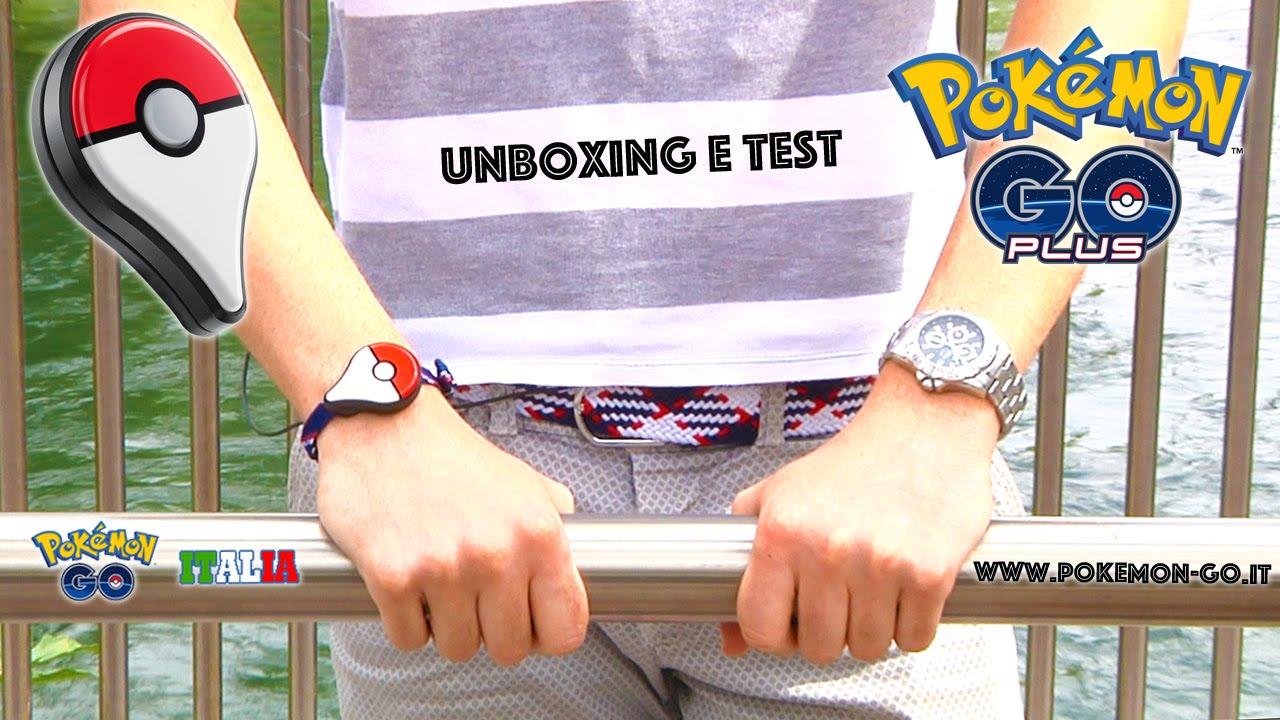 finest selection 3f196 f63ab Pokemon GO Plus Unboxing e Come funziona - Gameplay ITA