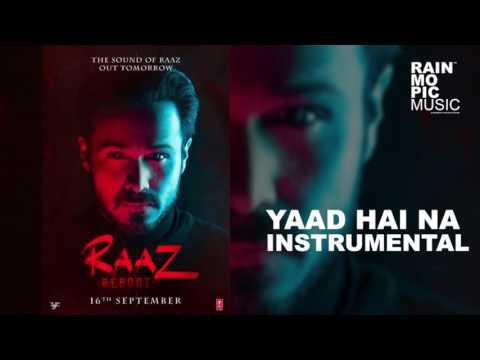 Yaad Hai Na Arijit Singh Instrumental / Karaoke :...