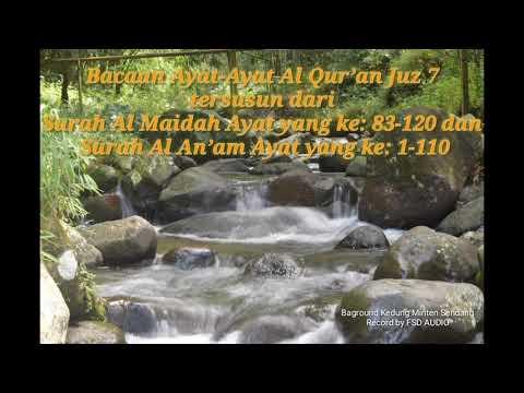 semaan-al-qur'an-(putri)-juz-7-bunyai-aulia-al-hafidzoh-sembung-tulungagung