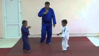 Детская Олимпиада по дзюдо. Часть - 3.  Centre Judo Kids. Feodosiya