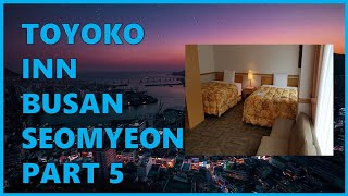 Toyoko Inn Busan Seomyeon - Ro…