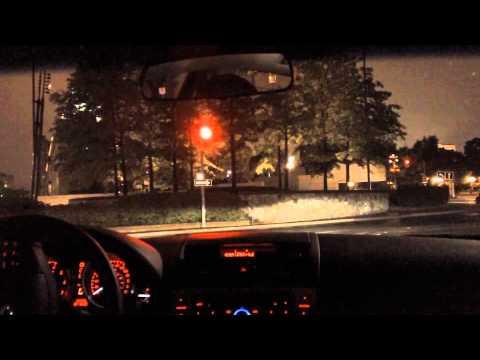 Ottawa Night-time Driving Timelapse