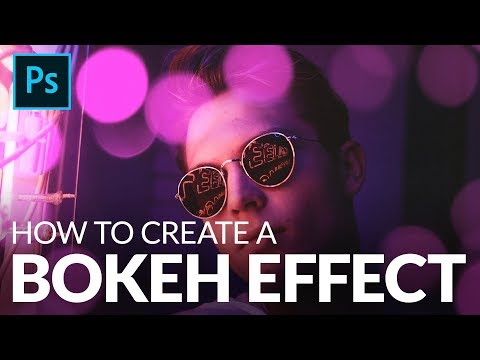 How to Add Bokeh to Your Images in Photoshop