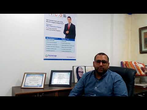 Synergy School of Business Skills Lucknow centre's feedback by student