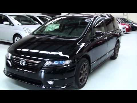 Honda Odyssey Absolute 2005 4WD 7 Seater 2 4L Auto