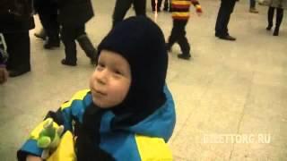Новогоднее шоу Ну погоди отзывы, Крокус Сити Холл 22.12.12
