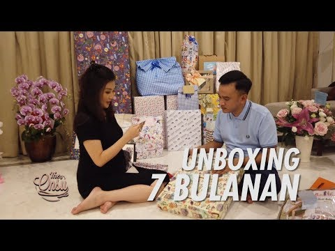 The Onsu Family - UNBOXING 7 BULANAN