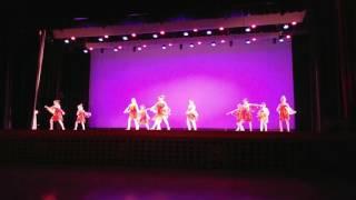 Gabby ballet 2017