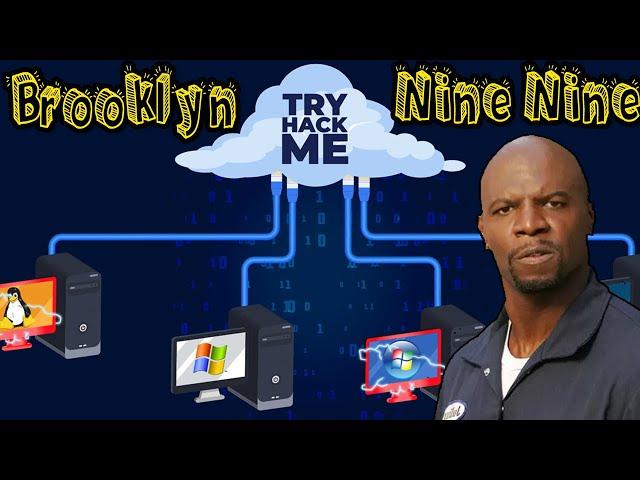 TryHackMe Brooklyn Nine Nine Walkthrough Tutorial