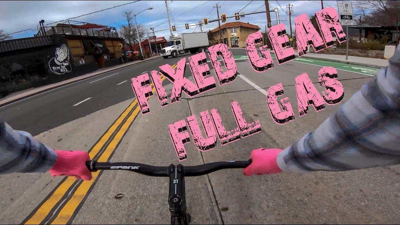 fixed gear FULL gas - Fixed Gear Atlanta