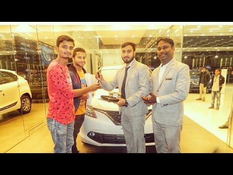 Taking Delivery Of Brother's Car | Nexa Baleno | 2017 | AYush Gupta