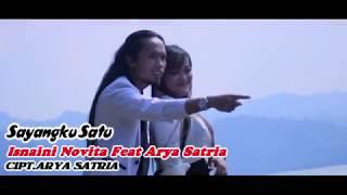 Gambar cover SAYANGKU SATU ISNAINI NOVITA Feat ARYA SATRIA