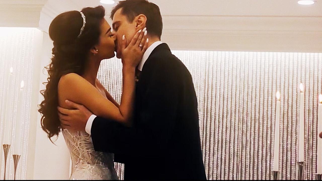Paola Maria und Sascha haben geheiratet!