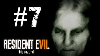 Resident Evil 7 - The back yard, trailer, old house and the cellar