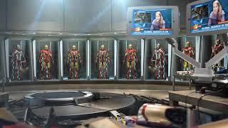 Rishi iron man movie ride fx