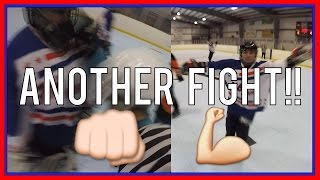 GoPro Roller Hockey Championship - FIGHT!! HE PUNCHED OUR GOALIE!! (HD)