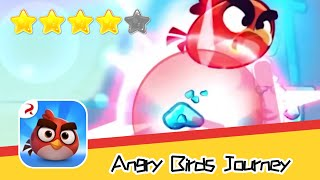 Angry Birds Journey 95 Walkthrough Fling Birds Solve Puzzles Recommend index four stars