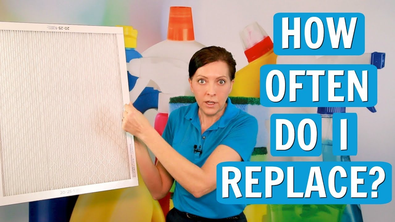 how often should you change air filters youtube. Black Bedroom Furniture Sets. Home Design Ideas